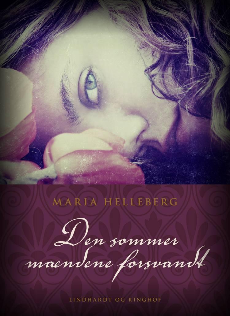 Den sommer mændene forsvandt af Maria Helleberg