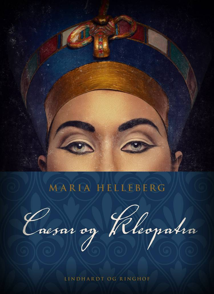 Cæsar og Kleopatra af Maria Helleberg