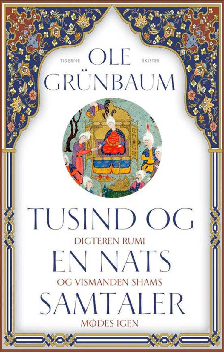 Tusind og en nats samtaler af Ole Grünbaum
