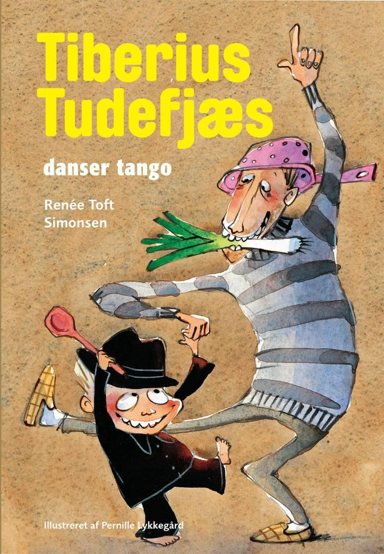 Tiberius Tudefjæs danser tango af Renée Toft Simonsen