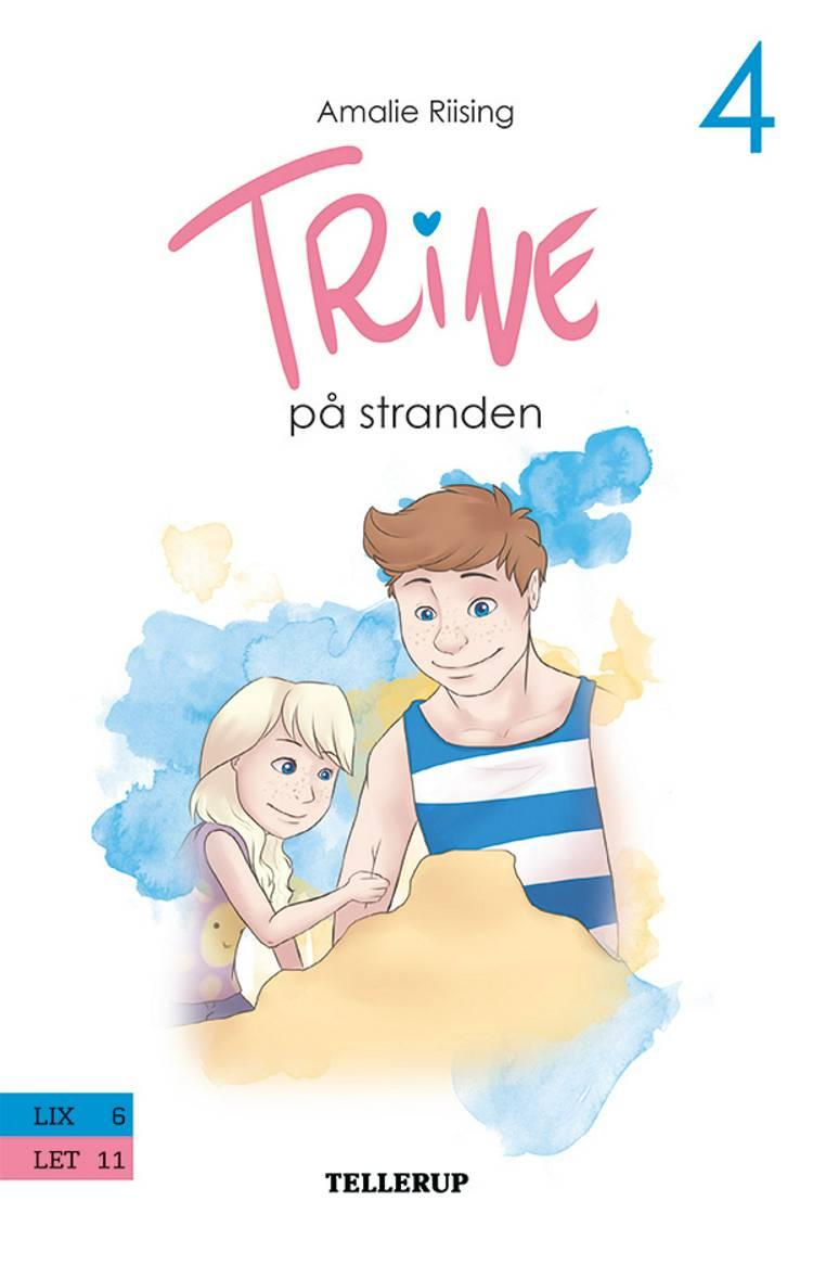 Trine #4: Trine på stranden af Amalie Riising