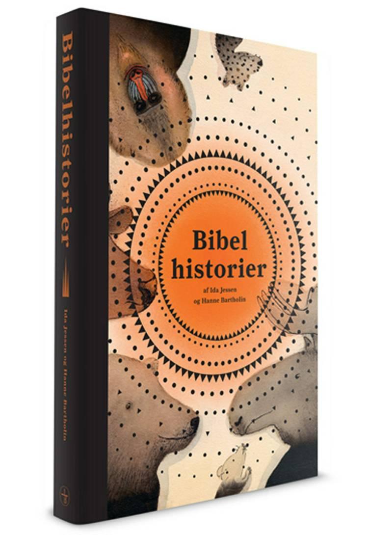 Bibelhistorier af Ida Jessen og Hanne Bartholin