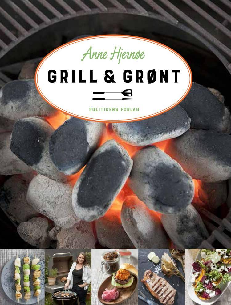 Grill & grønt af Anne Hjernøe