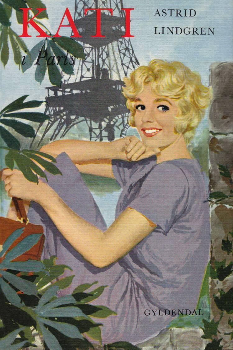 Kati i Paris af Astrid Lindgren