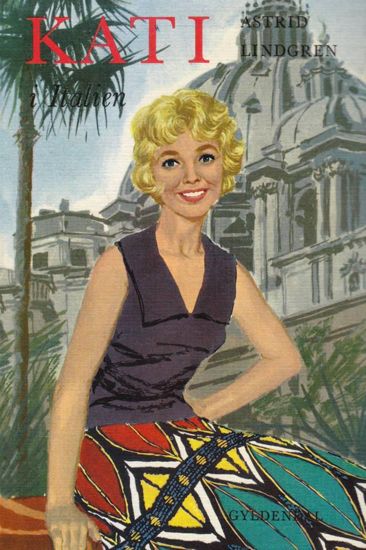 Kati i Italien af Astrid Lindgren
