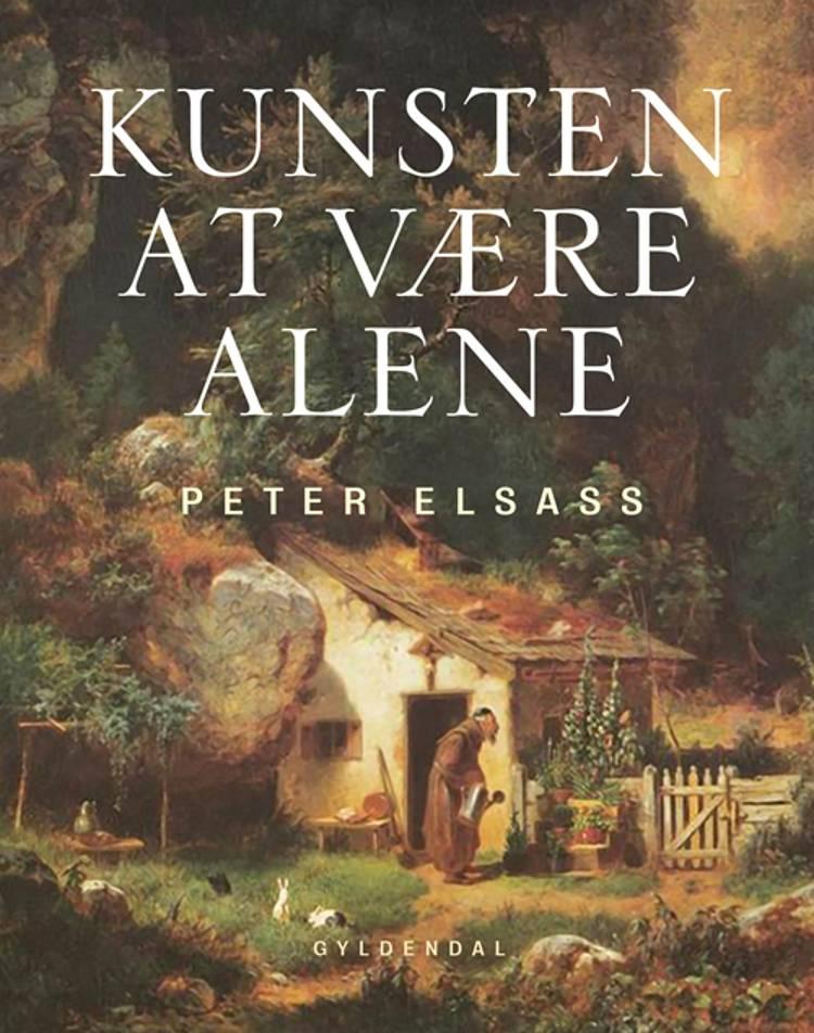Kunsten at være alene af Peter Elsass