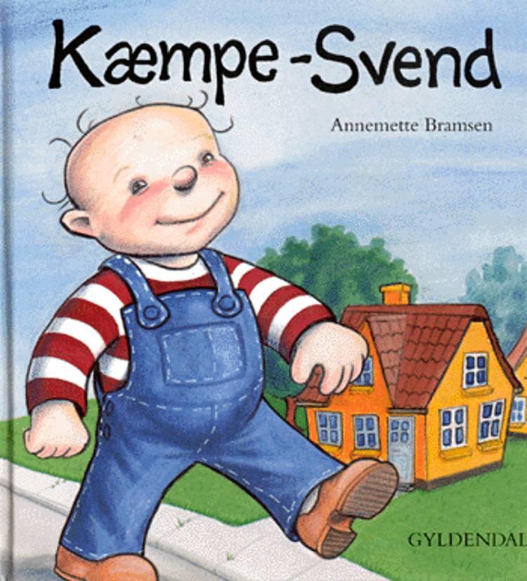 Kæmpe-Svend af Annemette Bramsen