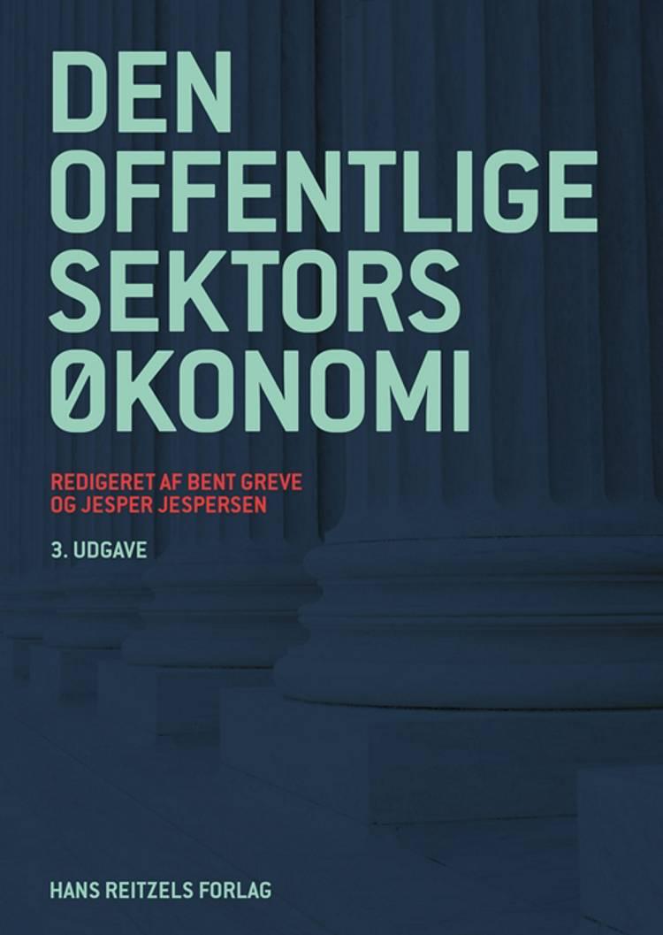 Den offentlige sektors økonomi af Bent Greve, Jesper Jespersen, Steen Scheuer og Lars Andersen m.fl.