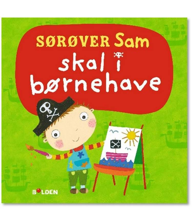 Sørøver Sam skal i børnehave