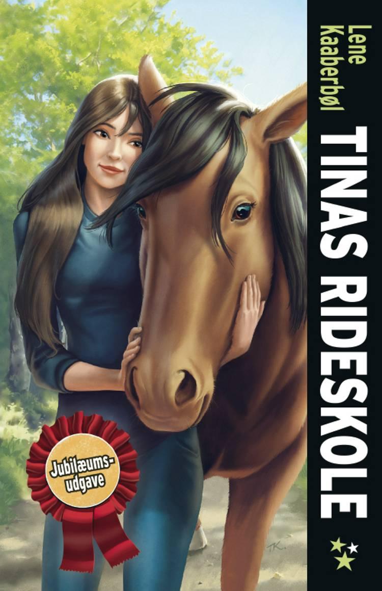 Tinas rideskole af Lene Kaaberbøl