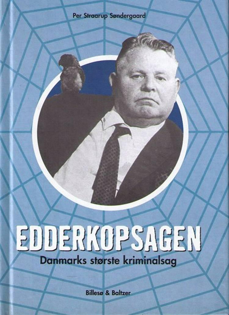 Edderkopsagen af Per Straarup Søndergaard