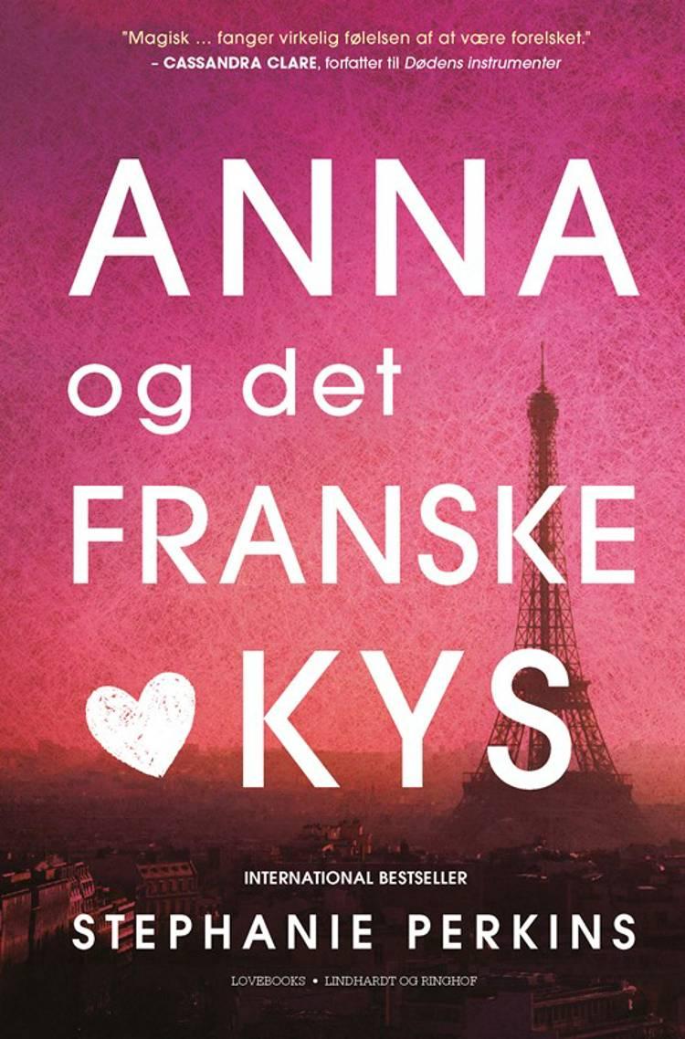 Anna og det franske kys af Stephanie Perkins
