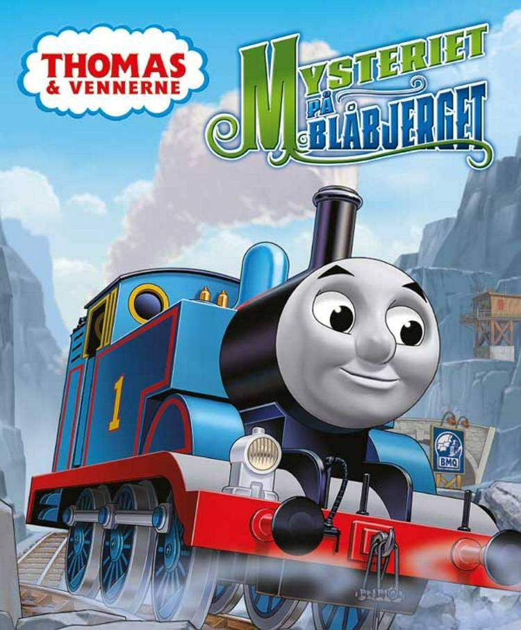Thomas & vennerne: Mysteriet på Blåbjerget af Reverend W. Awdry