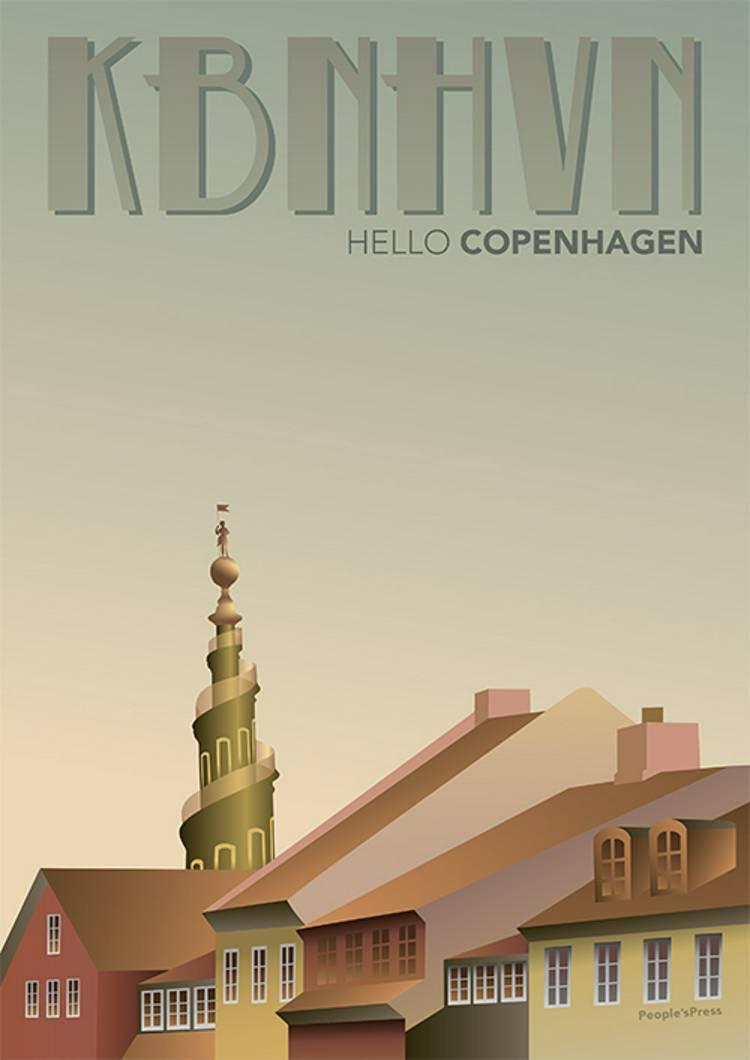 KBNHVN af Søren Markers og Dorthe Mathiesen
