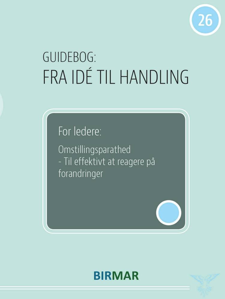 Omstillingsparathed af Lars Stig Duehart