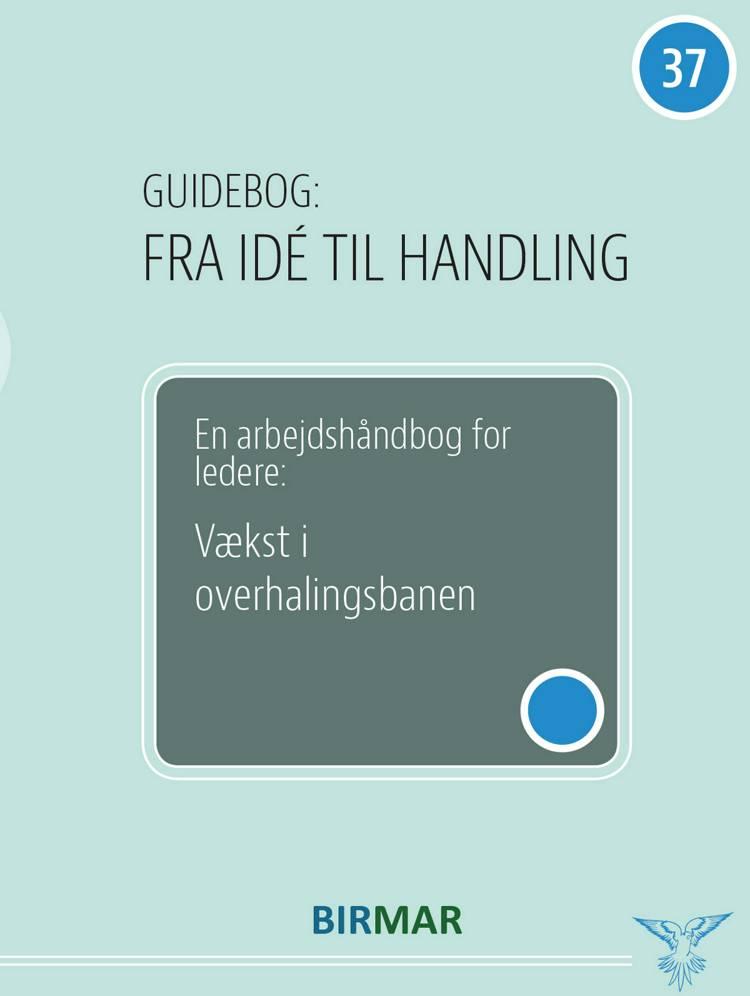 En arbejdshåndbog for ledere af Lars Stig Duehart