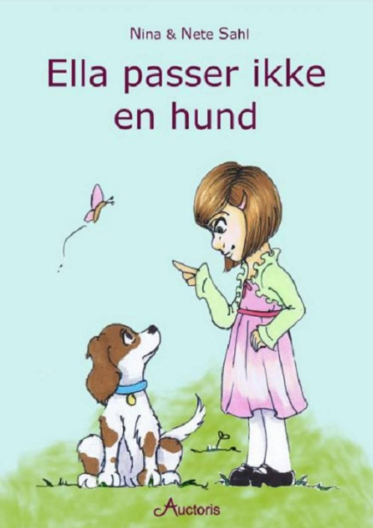 Ella passer ikke en hund af Nina Sahl