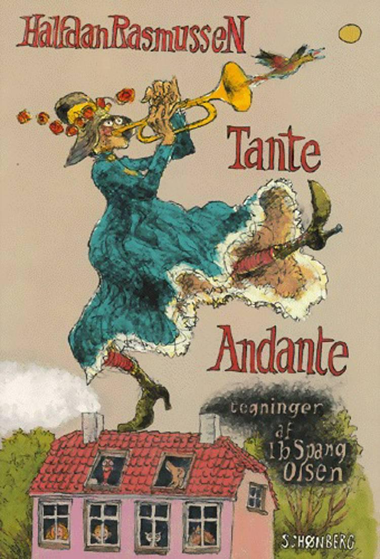 Tante Andante af Halfdan Rasmussen og Ib Spang Olsen