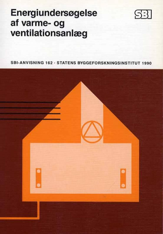 Energiundersøgelse af varme- og ventilationsanlæg af Jørn Dinesen og Søren Aggerholm