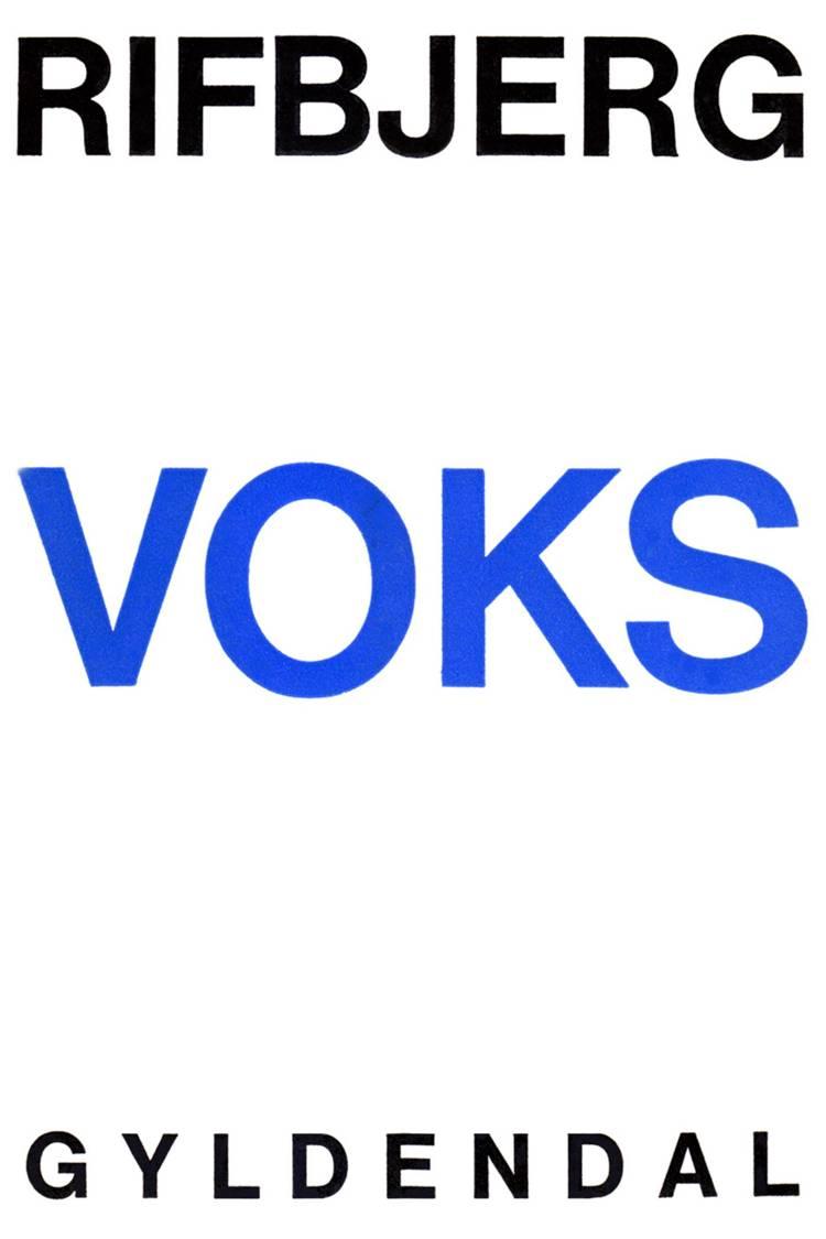Voks af Klaus Rifbjerg