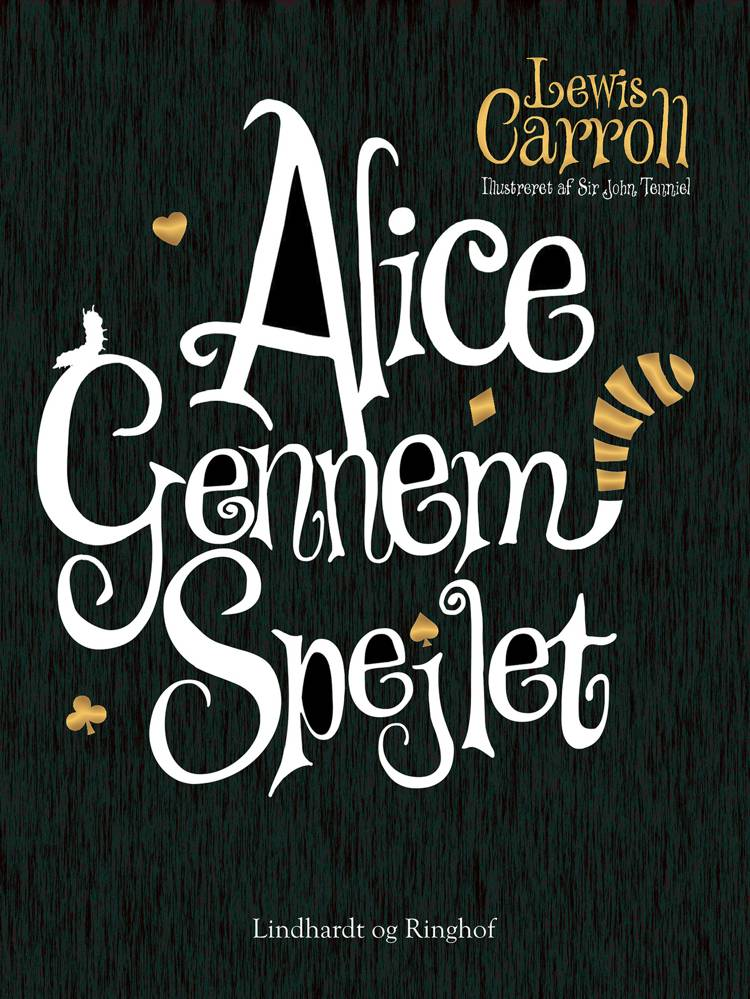 Alice gennem spejlet af Lewis Carroll