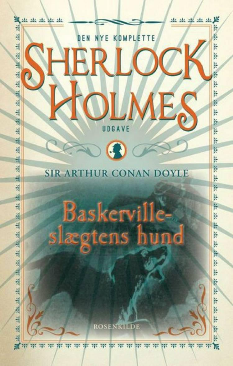 Baskerville-slægtens hund af Arthur Conan Doyle