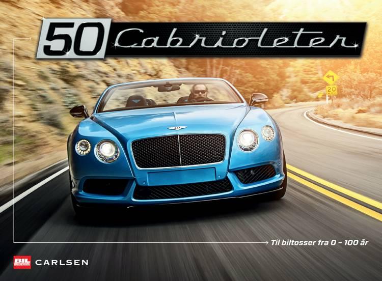 50 Cabrioleter af Steen Bachmann