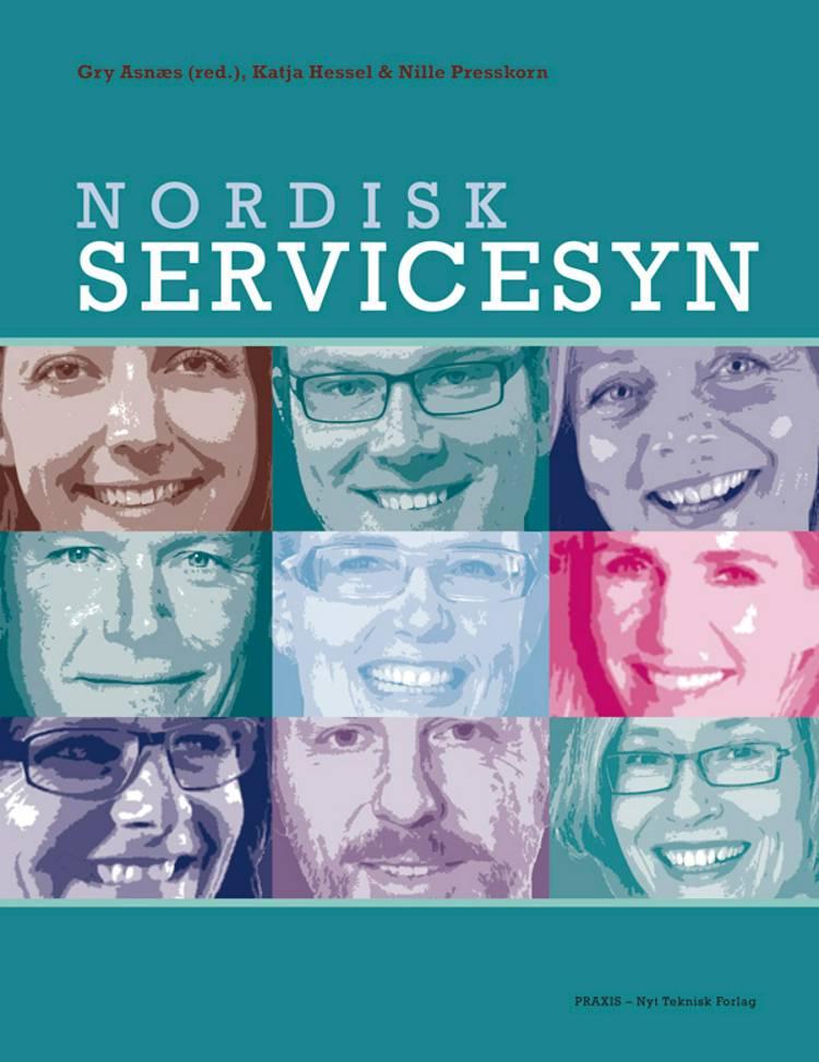Nordisk servicesyn af Gry Asnæs, Nille Presskorn og Katja Hessel