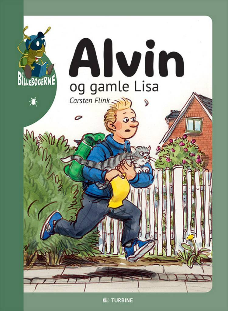 Alvin og gamle Lisa af Carsten Flink