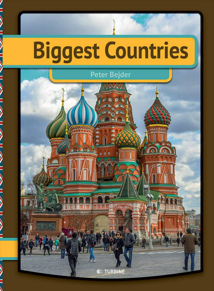 Biggest countries af Peter Bejder