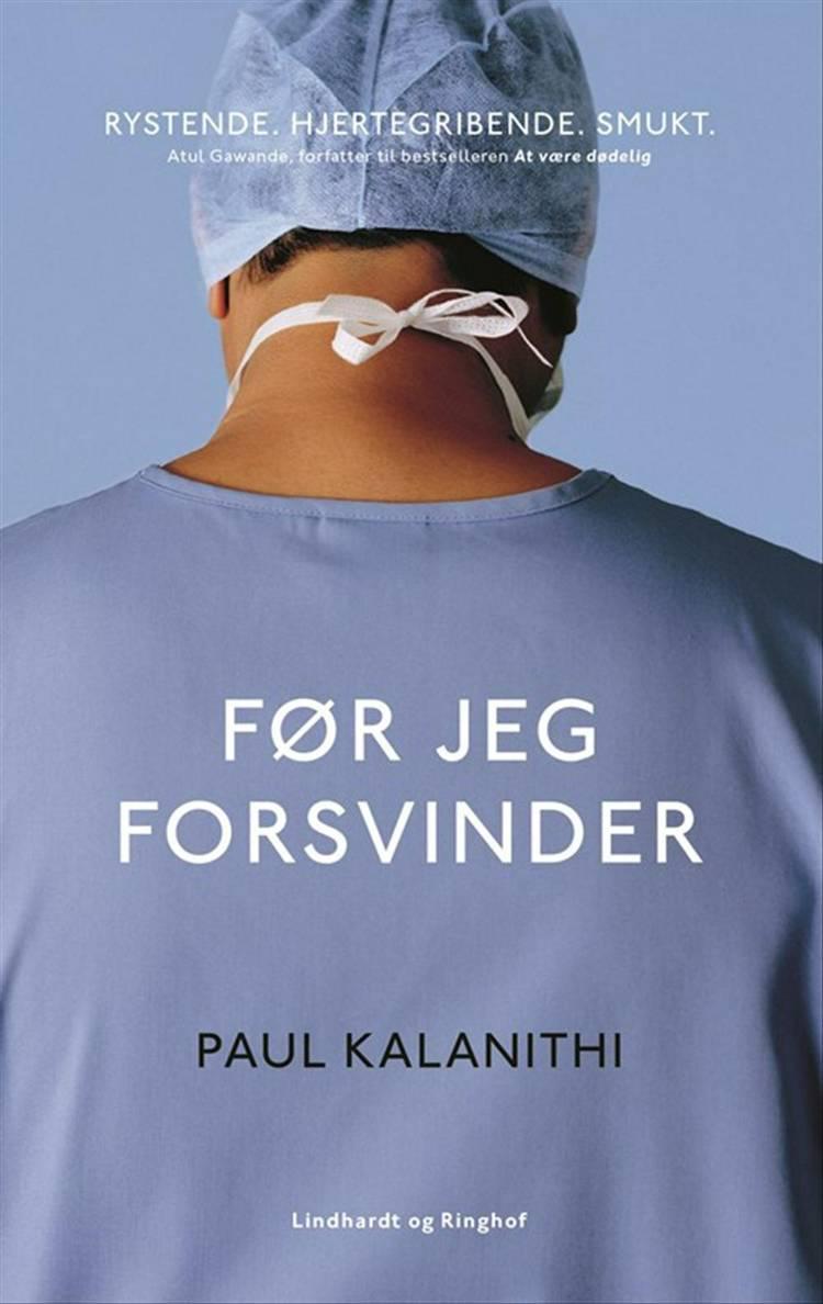 Før jeg forsvinder, Paul Kalanithi,