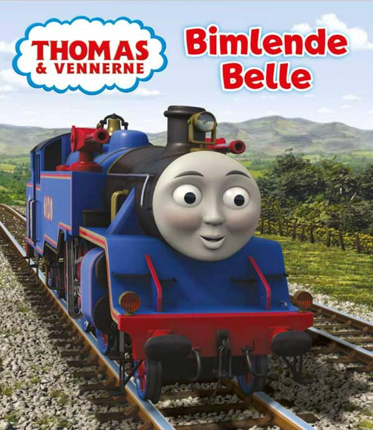 Thomas & vennerne: Bimlende Belle af W. Awdry