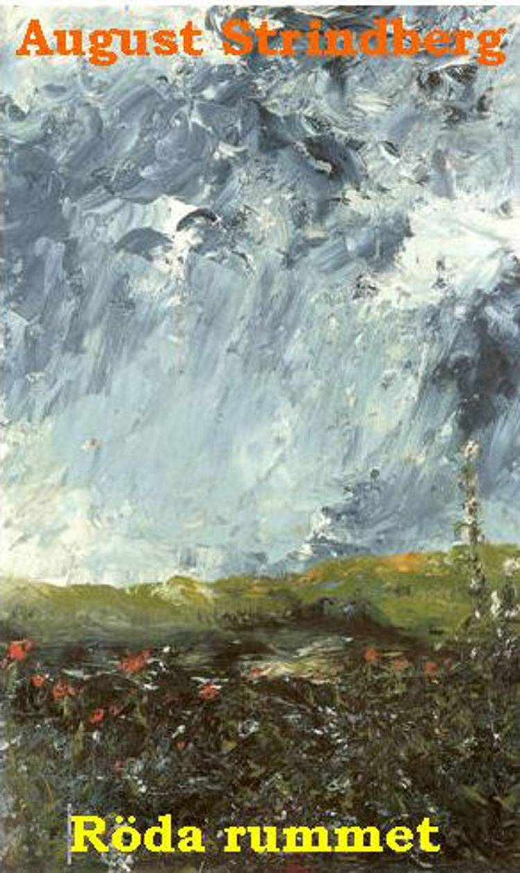 Röda rummet af August Strindberg