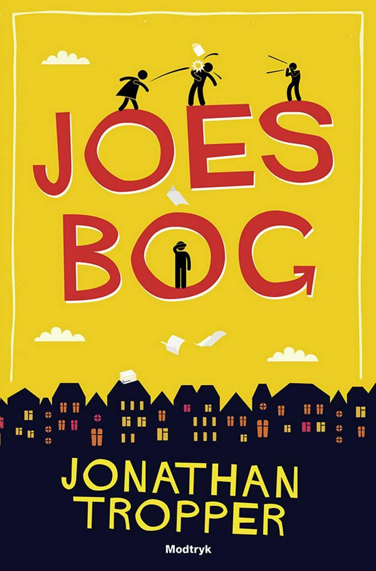 Joes bog af Jonathan Tropper