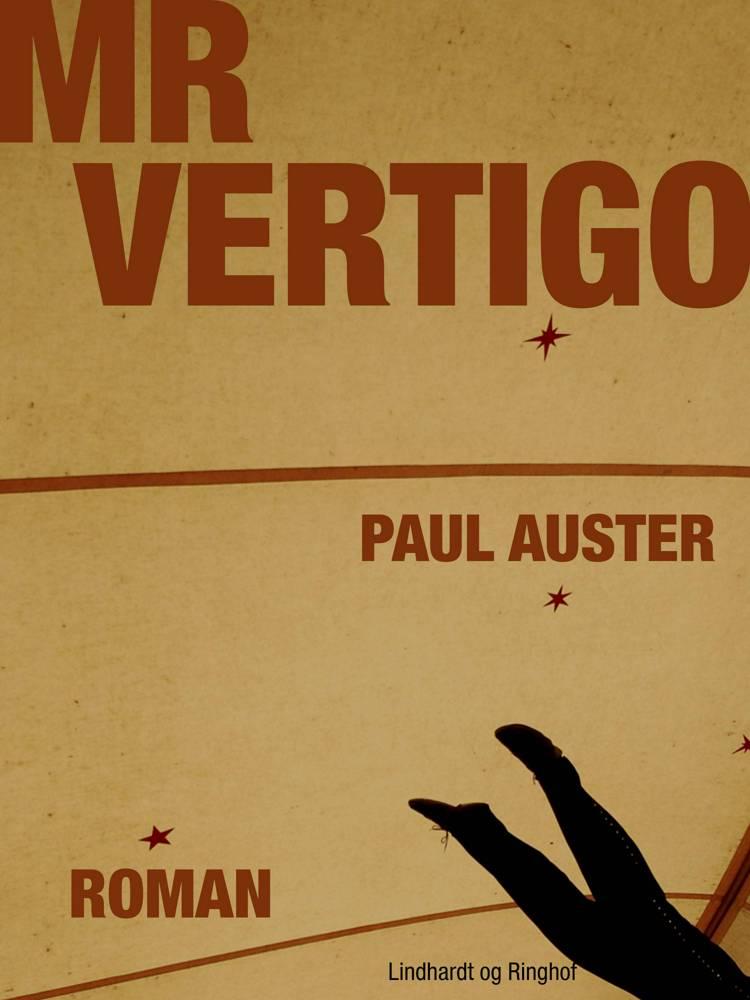Mr Vertigo af Paul Auster
