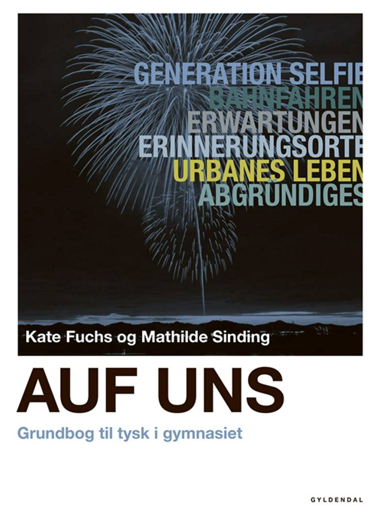 Auf uns af Mathilde Sinding og Kate Fuchs m.fl.