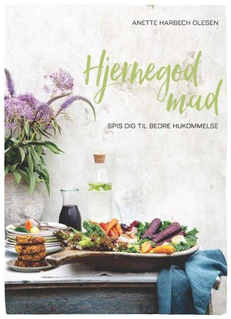 Hjernegod mad af Anette Harbech Olesen