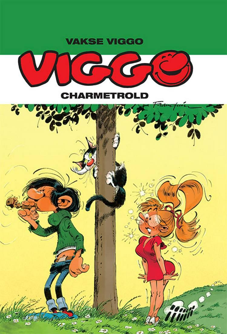 Viggo Charmetrold af André Franquin
