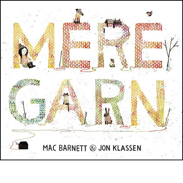 Mere garn af Mac Barnett