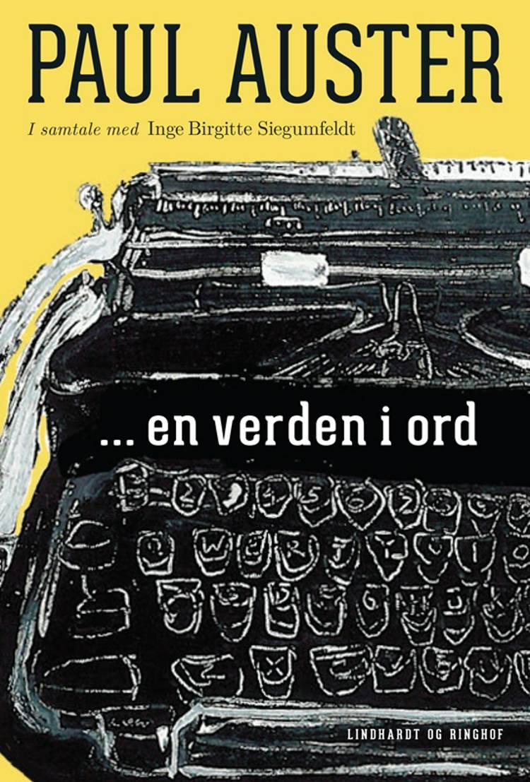 En verden i ord af Inge Birgitte Siegumfeldt