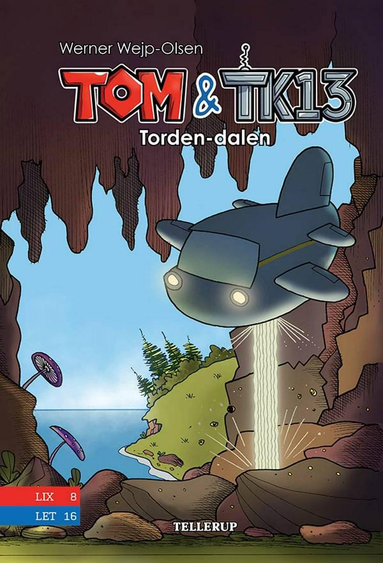 Tom & TK13 #1: Torden-dalen af Werner Wejp-Olsen
