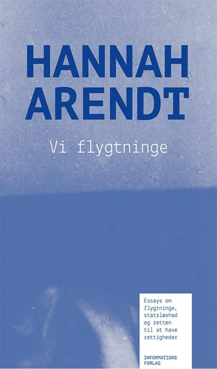 De retsløse og de ydmygede af Hannah Arendt