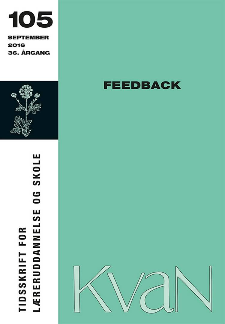 Feedback af Helle Bjerresgaard