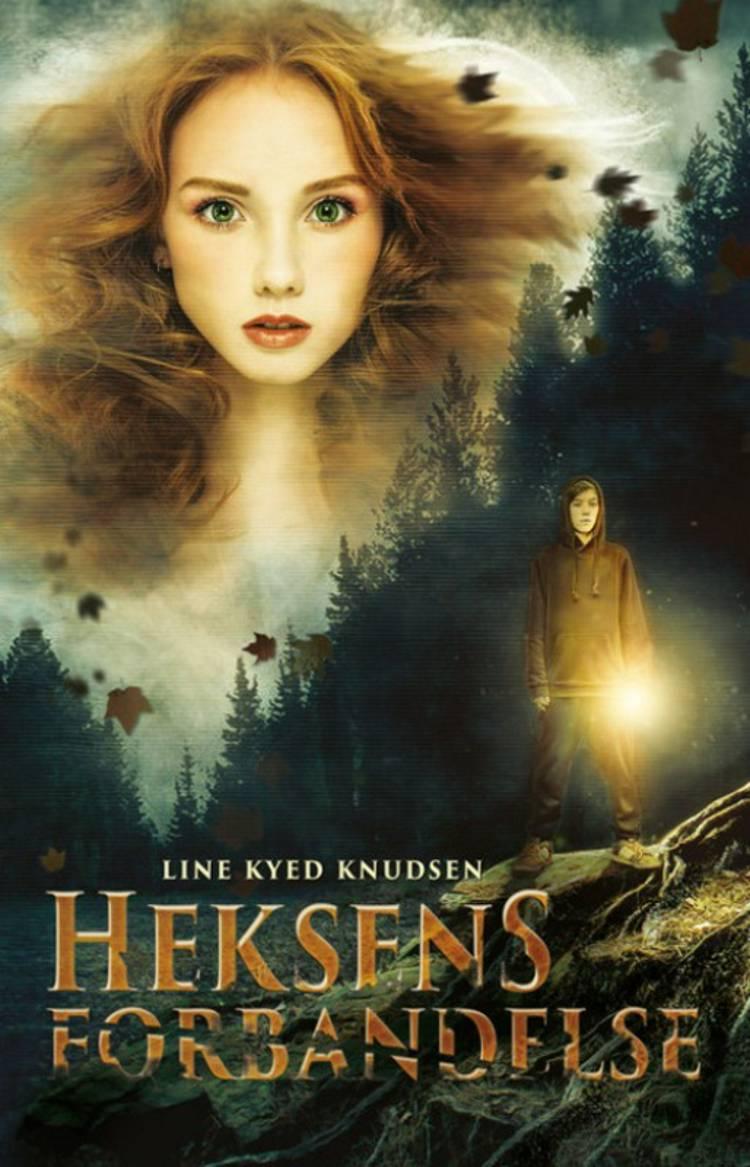 Heksens forbandelse af Line Kyed