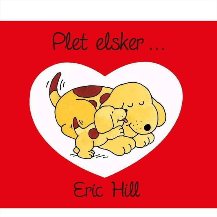 Plet elsker af Eric Hill