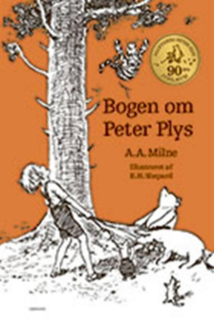 Bogen om Peter Plys af A. A. Milne