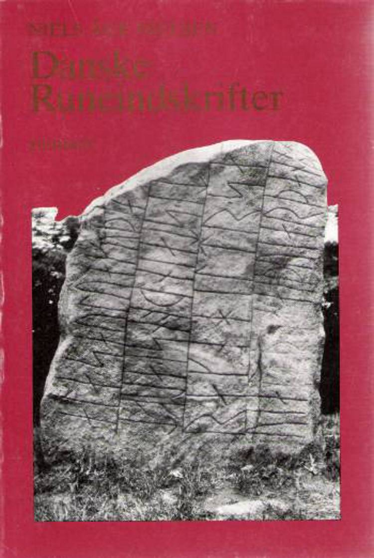 Danske runeindskrifter af Niels Åge Nielsen