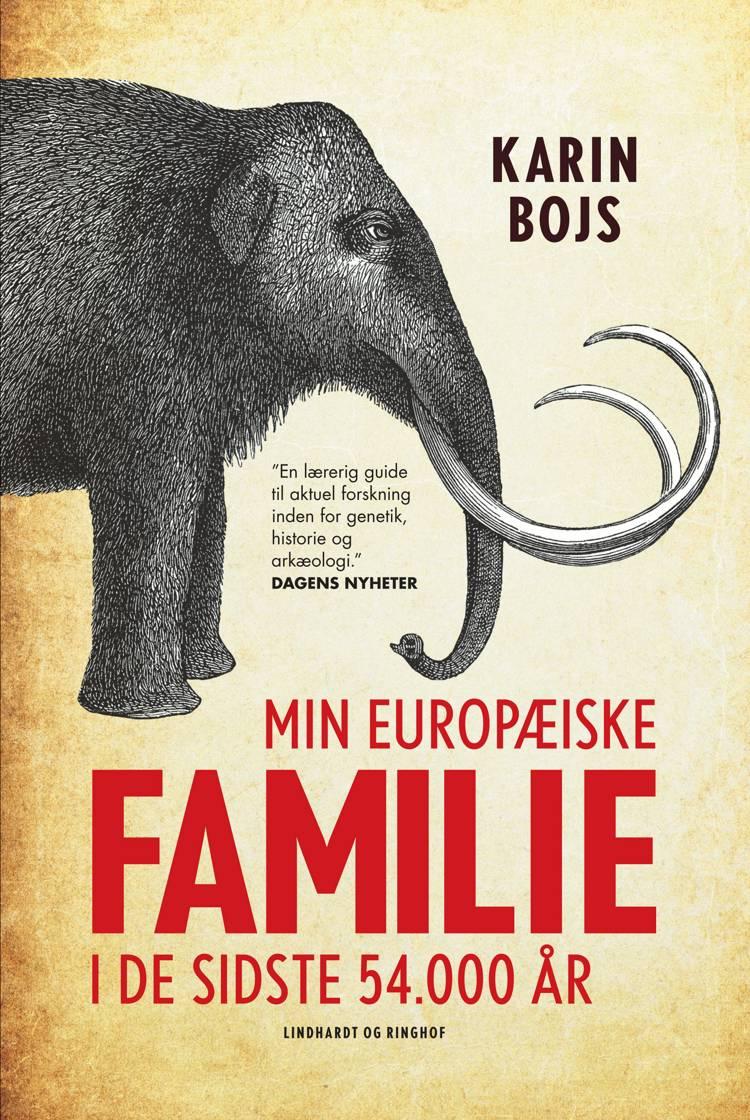 Min europæiske familie i de sidste 54.000 år af Karin Bojs