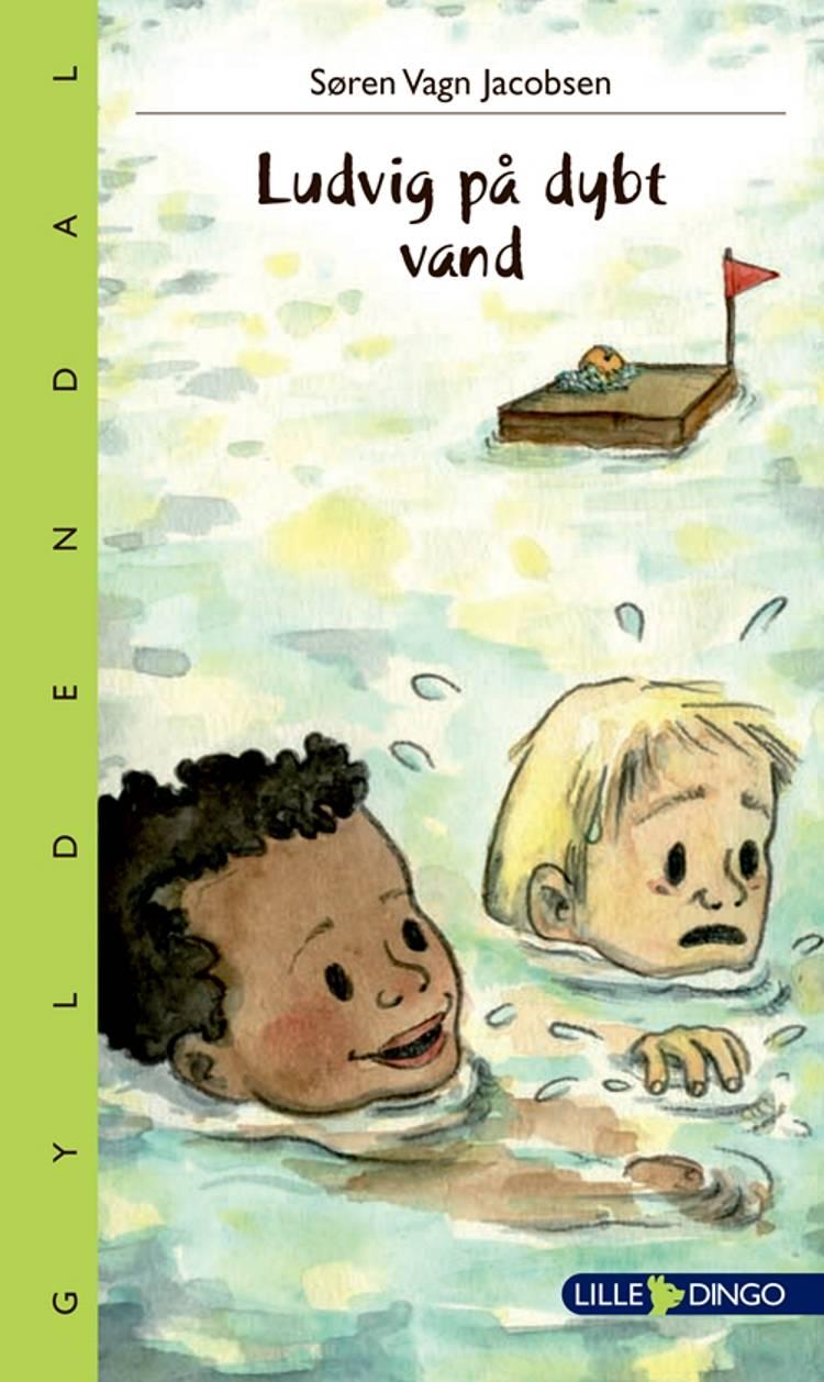 Ludvig på dybt vand af Søren Vagn Jacobsen