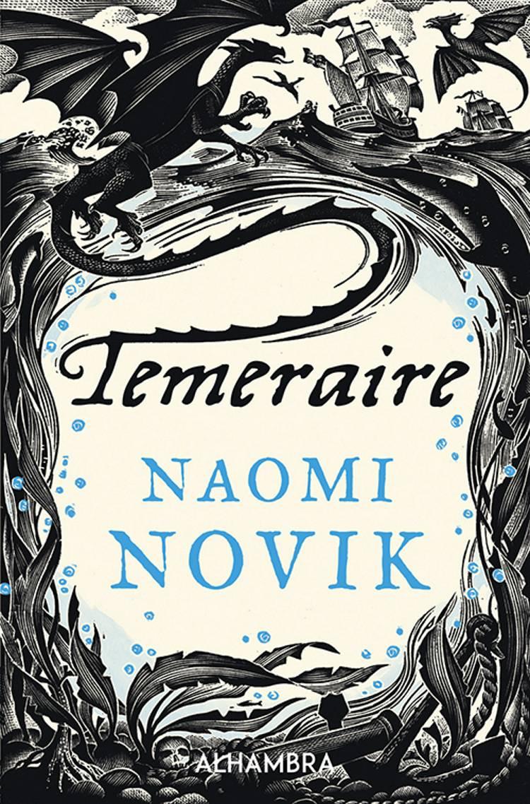 Temeraire af Naomi Novik